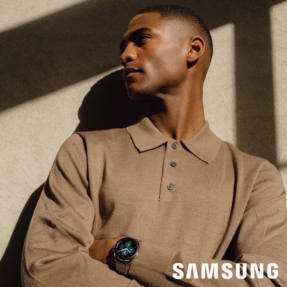Samsung Special Edition Galaxy 3 Display Smartwatch met 2 Extra Horlogebandjes SA.R850SM