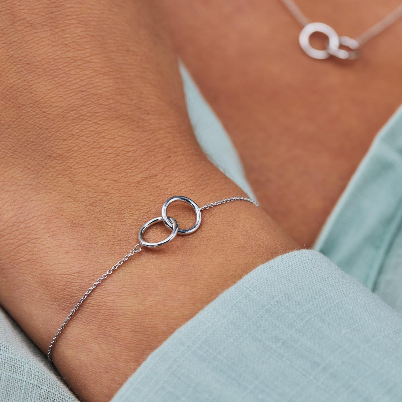 Selected Jewels Zoé 925 sterling zilveren armband SJ212390005