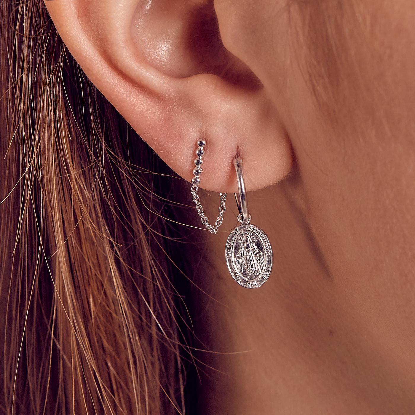 Selected Jewels Selected Gifts 925 sterling zilveren set oorbellen SJSET040263