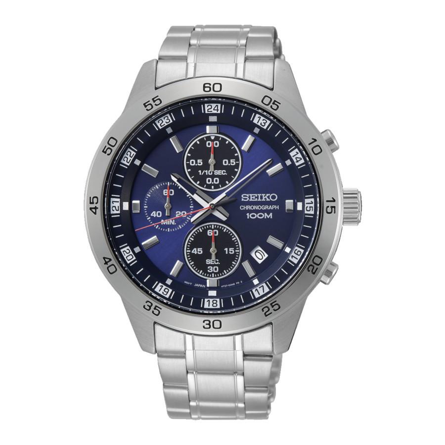 Seiko Chrono horloge SKS639P1