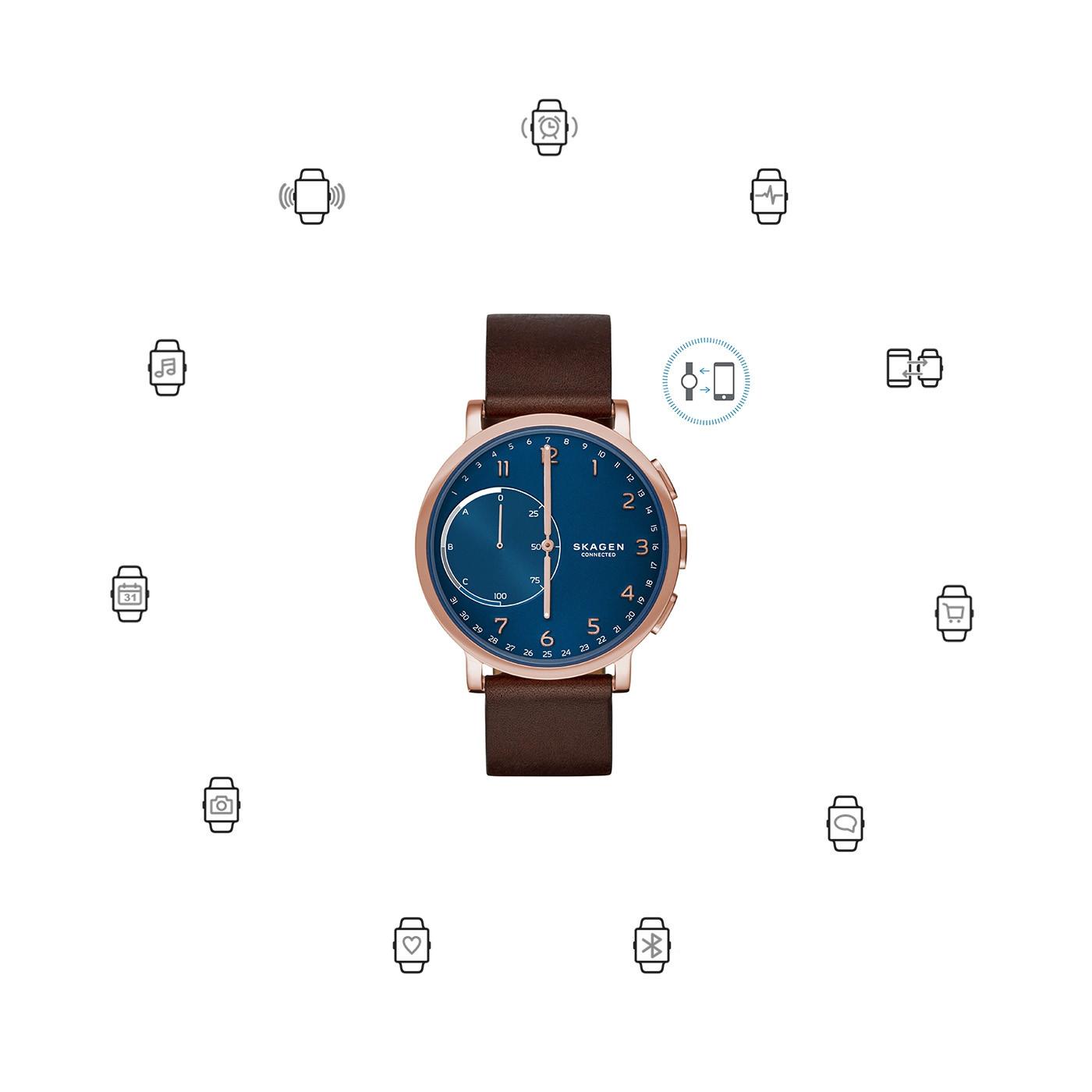 Skagen Connected Hagen Hybrid Smartwatch SKT1103