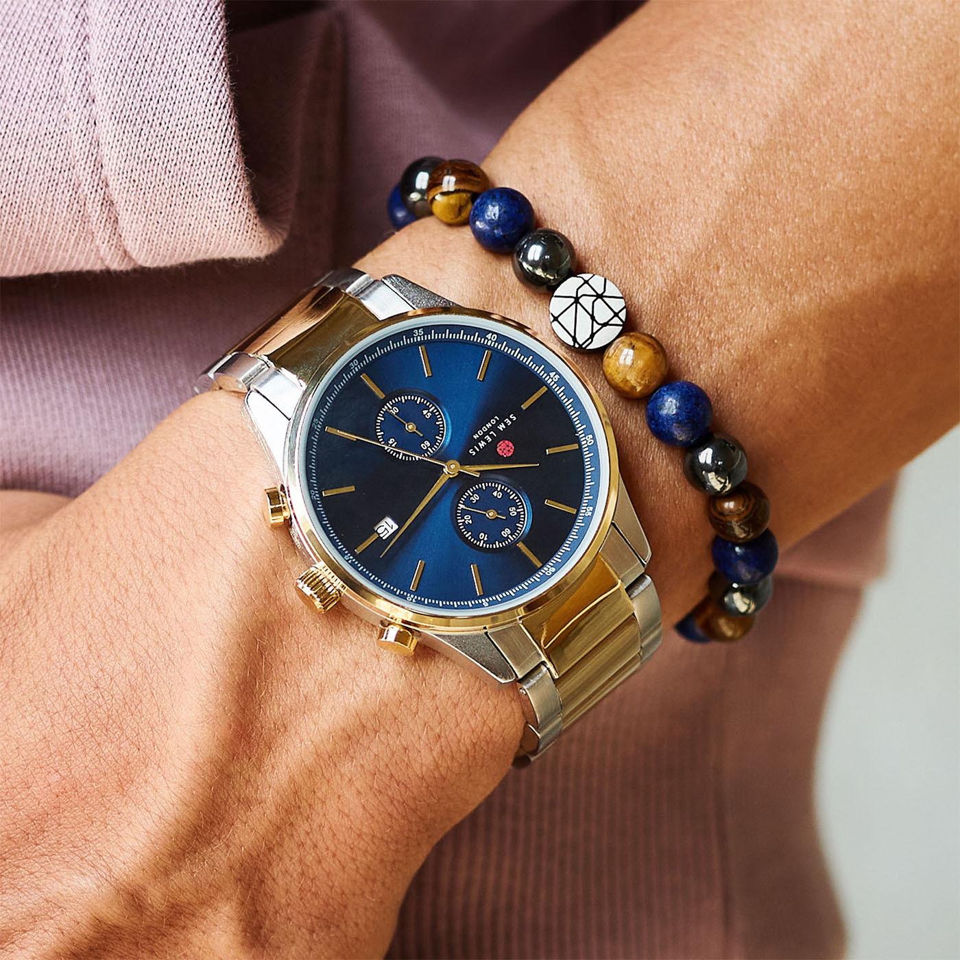 Sem Lewis Primrose Hill horloge SL1100025