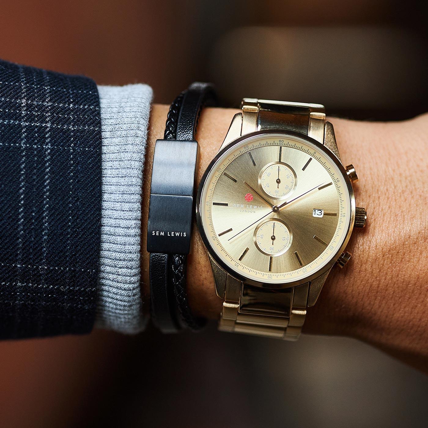 Sem Lewis Primrose Hill horloge SL1100027