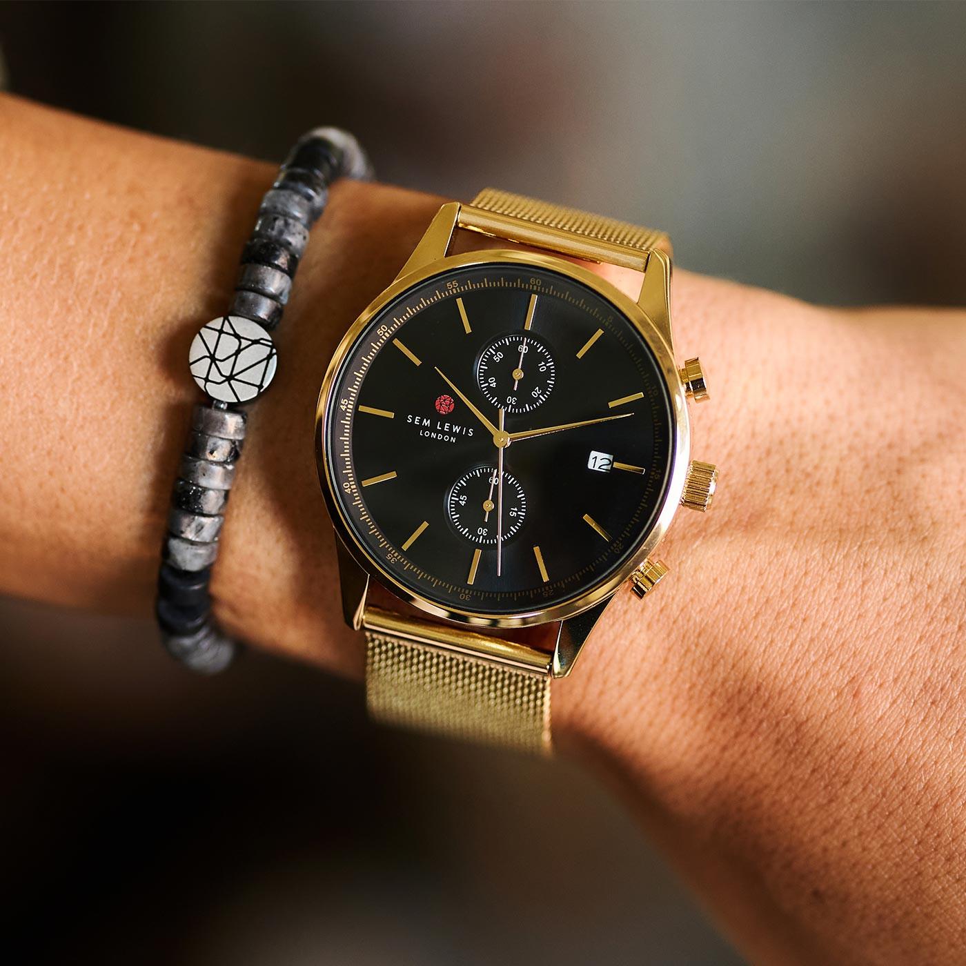 Sem Lewis Soho District horloge SL1100032