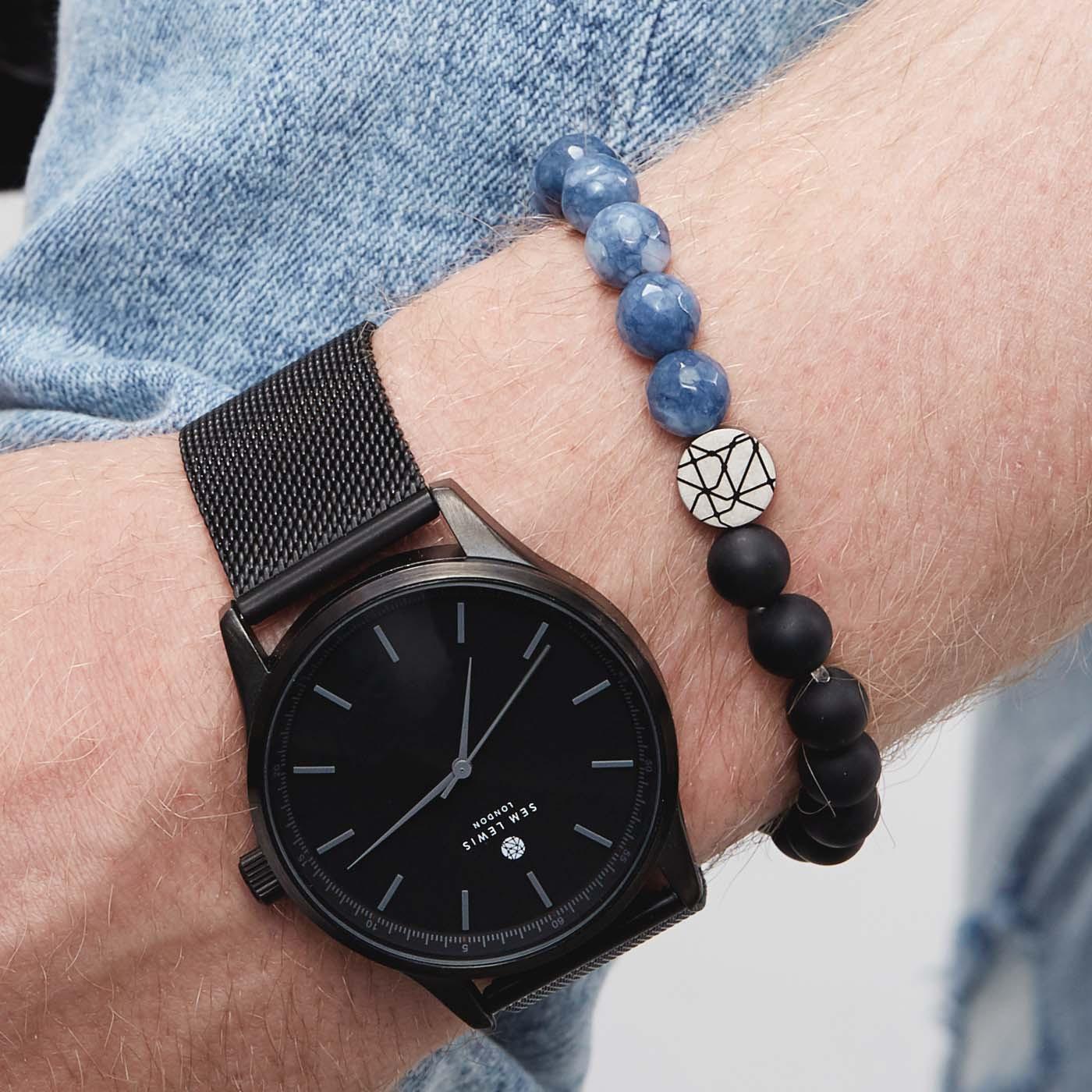 Sem Lewis Piccadilly South Kensington Armband SL220010 (Lengte: 18.50-20.00 cm)