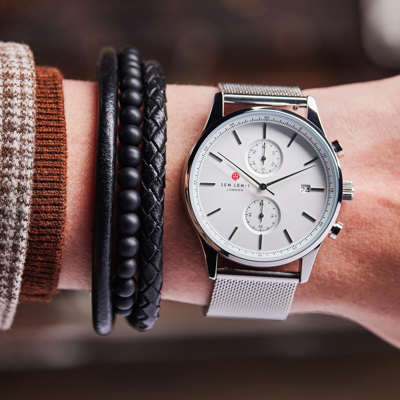 Sem Lewis Piccadilly South Kensington Armband SL320012 (Lengte: 21.5 cm)