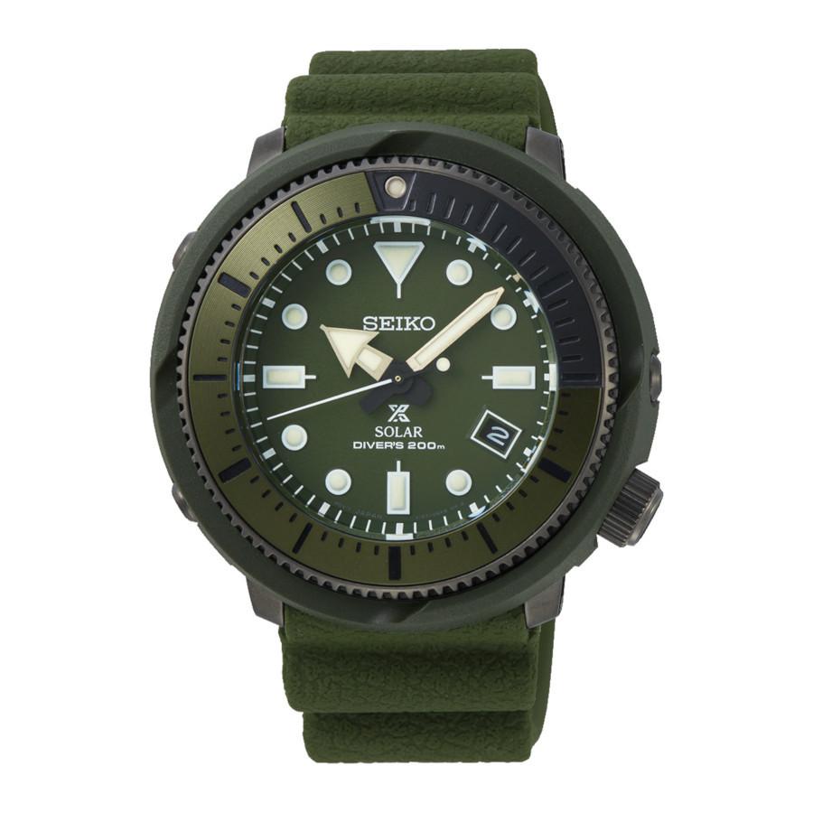 Seiko Prospex Solar horloge SNE535P1