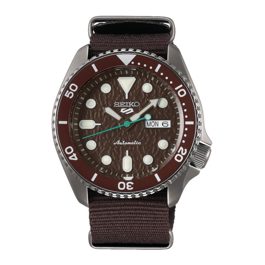 Seiko 5 Sports Automaat horloge SRPD85K1