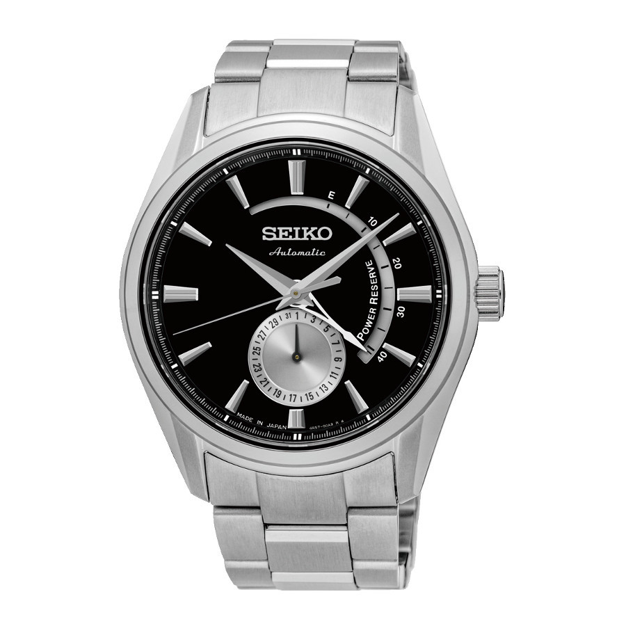 Seiko Presage Staal Heren horloge SSA305J1