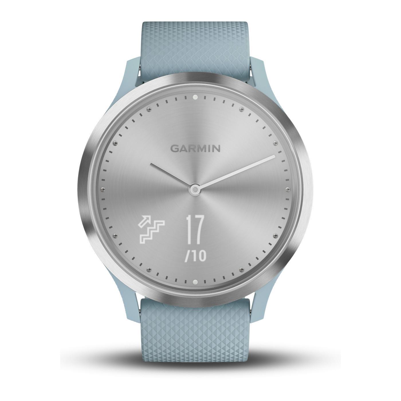 Garmin Vivomove HR Sport Hybrid Smartwatch 010-01850-08 (43 mm)