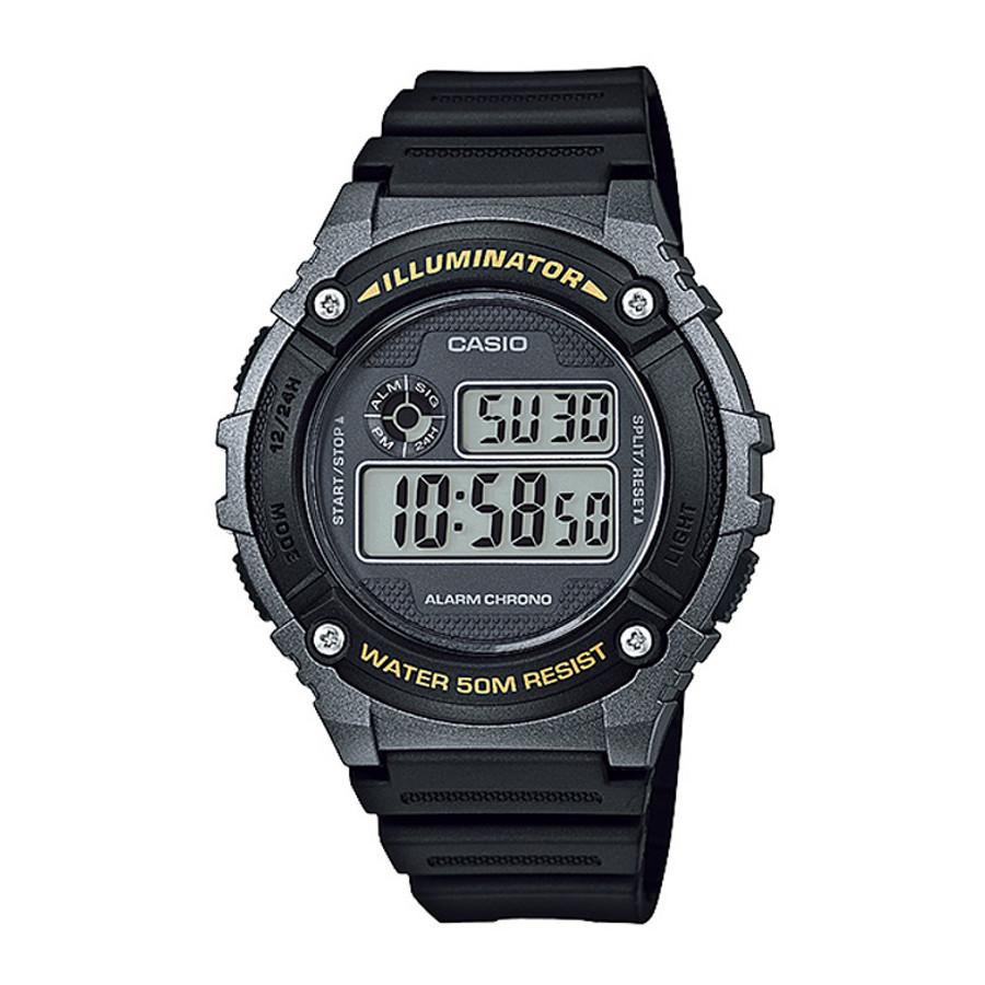 Casio horloge W-216H-1BVEF