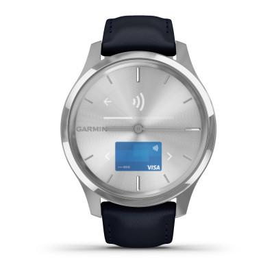 Garmin Vivomove Luxe Chrono Hybrid Smartwatch 010-02241-00
