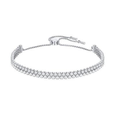 Swarovski Subtle Crystal White Armband 5221397