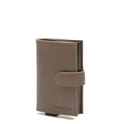 Portafero Grey Pasjeshouder PF161004