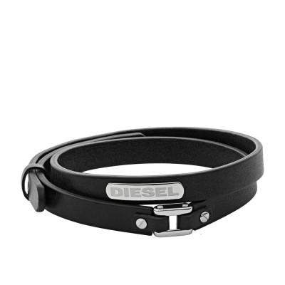 Diesel Stackables Armband DX0971040 (Lengte : 18.00-19.50 cm)