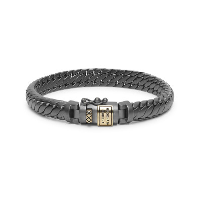 Buddha to Buddha Black Rhodium Heritage Ben XS Armband BTBJ070BRG