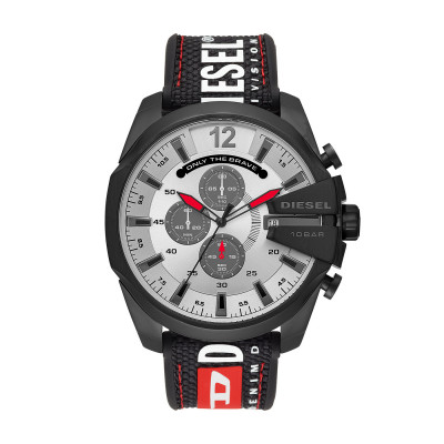 Diesel Mega Chief horloge DZ4512
