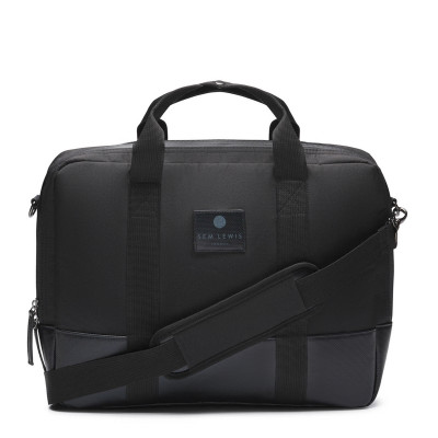 Sem Lewis Northern Hampstead Coal Black Laptoptas SL4300001