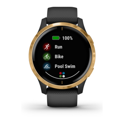Garmin VENU Chrono Smartwatch 010-02173-32