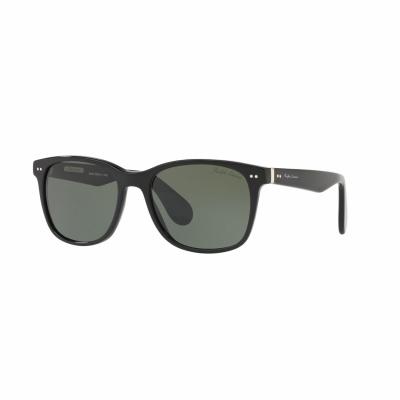 Ralph Lauren Dark Green Zonnebril RL8162P56500152