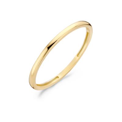 Blush 14 Karaat Gouden Ring 1197YGO