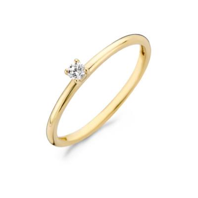 Blush 14 Karaat Gouden Ring 1200YZI