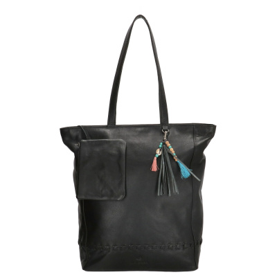 Micmacbags Friendship Black Shopper 18620001