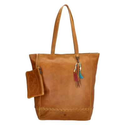 Micmacbags Friendship Camel Shopper 18620010