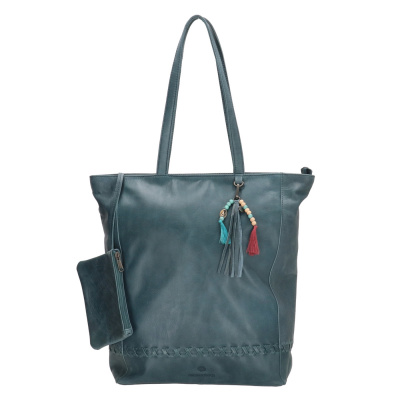 Micmacbags Friendship Jeans Blue Shopper 18620030