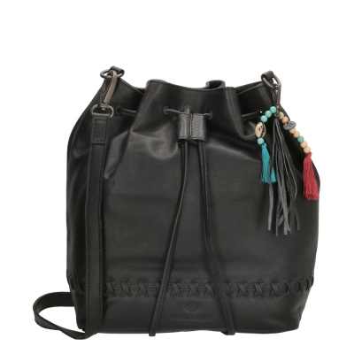 Micmacbags Friendship Black Schoudertas 18658001