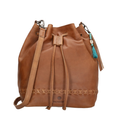 Micmacbags Friendship Brown Schoudertas 18658006