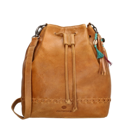 Micmacbags Friendship Camel Schoudertas 18658010