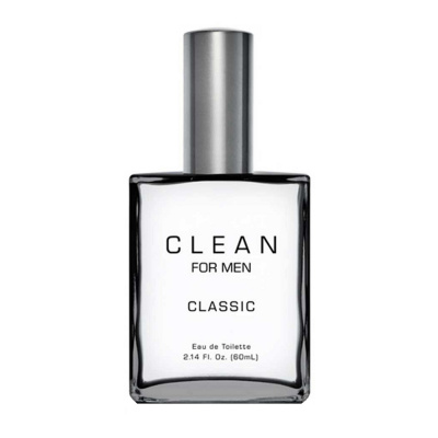 Clean Classic For Men Eau De Toilette Spray 60 ml