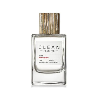 Clean Reserve Amber Saffron Eau De Parfum Spray 100 ml