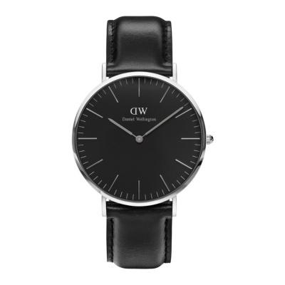 Daniel Wellington Classic Black Sheffield horloge (40 MM) DW00100133