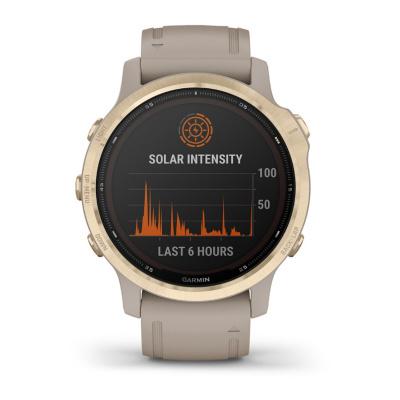Garmin fenix 6S Pro Solar Chrono Smartwatch 010-02409-11