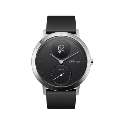 Withings Steel HR Hybrid Smartwatch 3077884