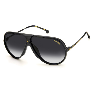 Carrera Matt Black Zonnebril CAR-CHNG65-003-67-9O