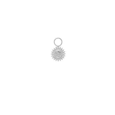 ANNA + NINA 925 Sterling Zilveren Arizona Sun Oorbedels 21-2M904008S