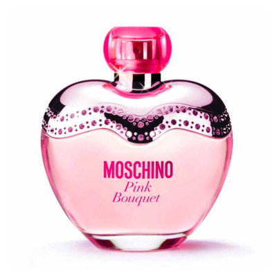 Moschino Pink Bouquet Eau De Toilette Spray 100 ml