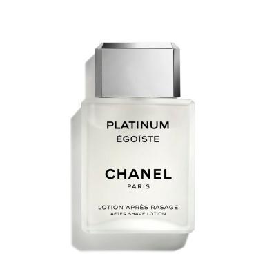 Chanel Platinum Egoiste Pour Homme After Shave Lotion 100 ml
