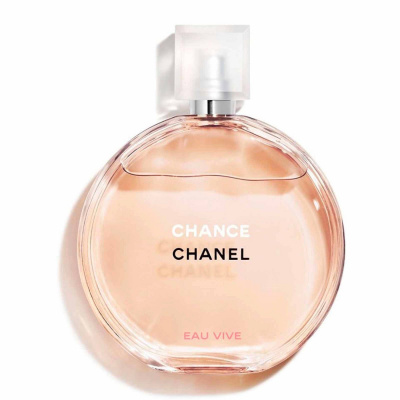 Chanel Chance Eau Vive Eau De Toilette Spray 150 ml