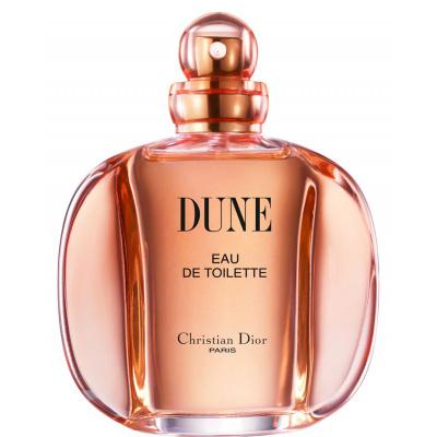 Christian Dior Dune Pour Femme Eau De Toilette Spray 50 ml