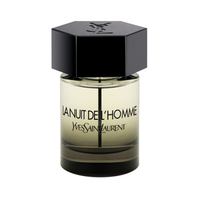 Yves Saint Laurent La Nuit De L'Homme Eau De Toilette Spray 100 ml