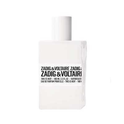 Zadig & Voltaire This Is Her Eau De Parfum Spray 100 ml