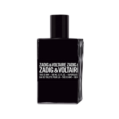 Zadig & Voltaire This Is Him Eau De Toilette Spray 50 ml