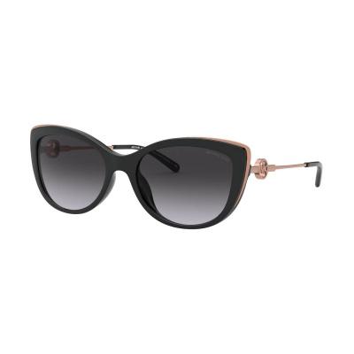 Michael Kors Modern Glamour Black Zonnebril MK2127U5533328G