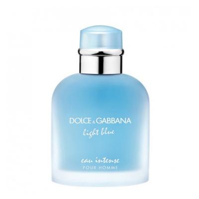 Dolce & Gabbana Light Blue Eau Intense Pour Homme Eau De Parfum Spray 100 ml