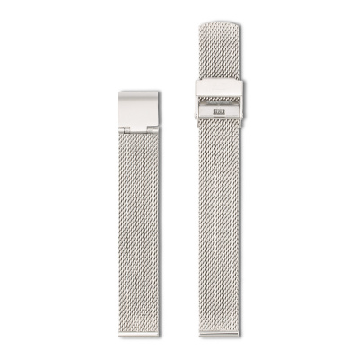 Daniel Wellington Strap 14mm Petite Sterling Silver DW00200140