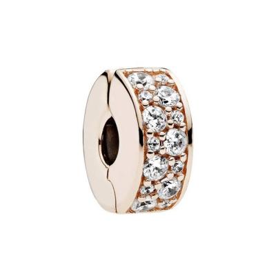 Pandora Zilveren Shining Elegance Bedel 781817CZ